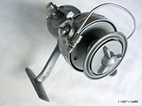 Alpha 415 vintage spinning fishing reel