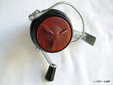 Alpha Silver Omega vintage fishing reel made in Australia