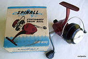 Spinall right hand wind  with original box.