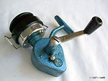 Alpha Omega vintage fishing reel