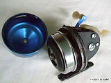 Auto Flite vintage spinning reel made in Australia