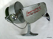Lawrence vintage Thread line spinning Surf Fishing reel made in Australia