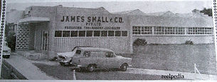 James Small & Co factory Melbourne 1962.
