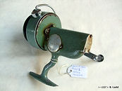 Last version model Eildon vintage spinning reel