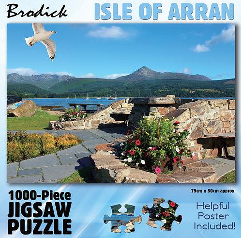 Arran Jigsaw Puzzle SUMMER (1000-Piece) No. 2