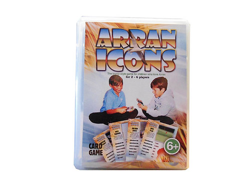 """Arran Icons (""""Top Tr**ps)"""