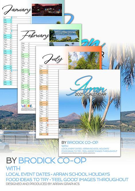 Co-Op Calendar.