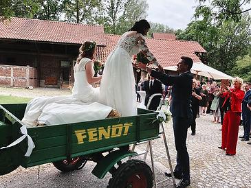 individuell, sonne, heiraten, weddinglocation, in münster