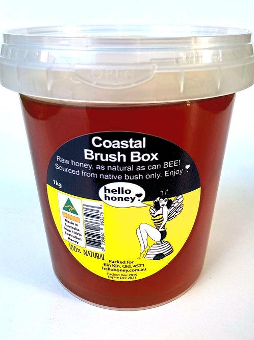 Coastal Brush Box Honey