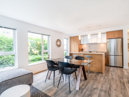 Lower Lonsdale Townhouse for Sale