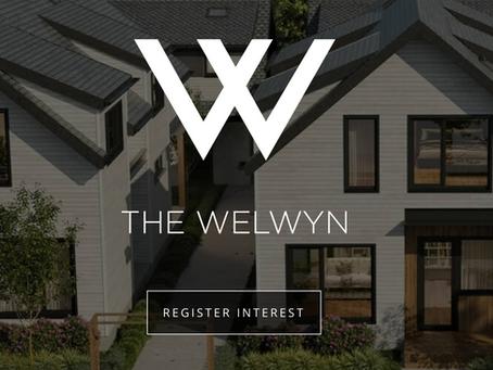 The Welwyn Townhouse Development now selling