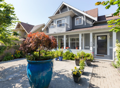 1/2 Duplex in Central Lonsdale