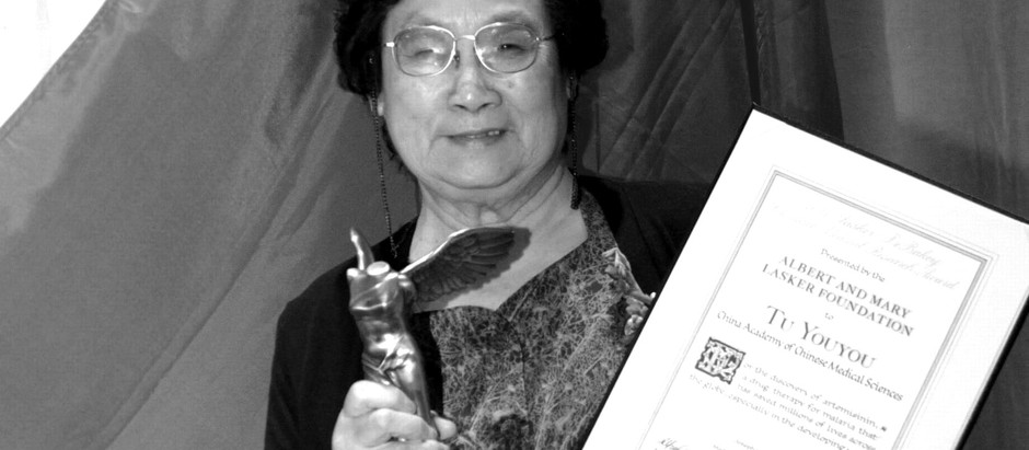 Nobel prize awarded to scientist of Traditional Chinese Medicine