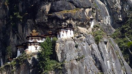 EXTESIONES A BHUTAN