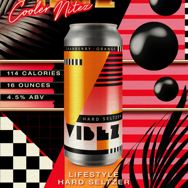 Vibez Cranberry Orange