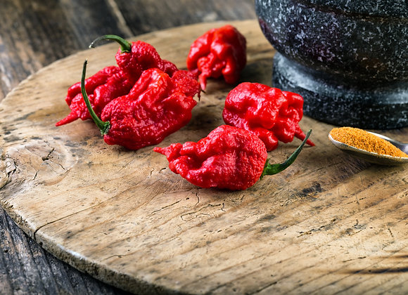Hot Pepper Carolina Reaper