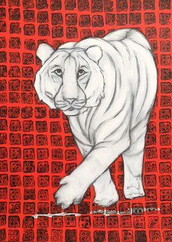 Year of the Tiger - SOLD