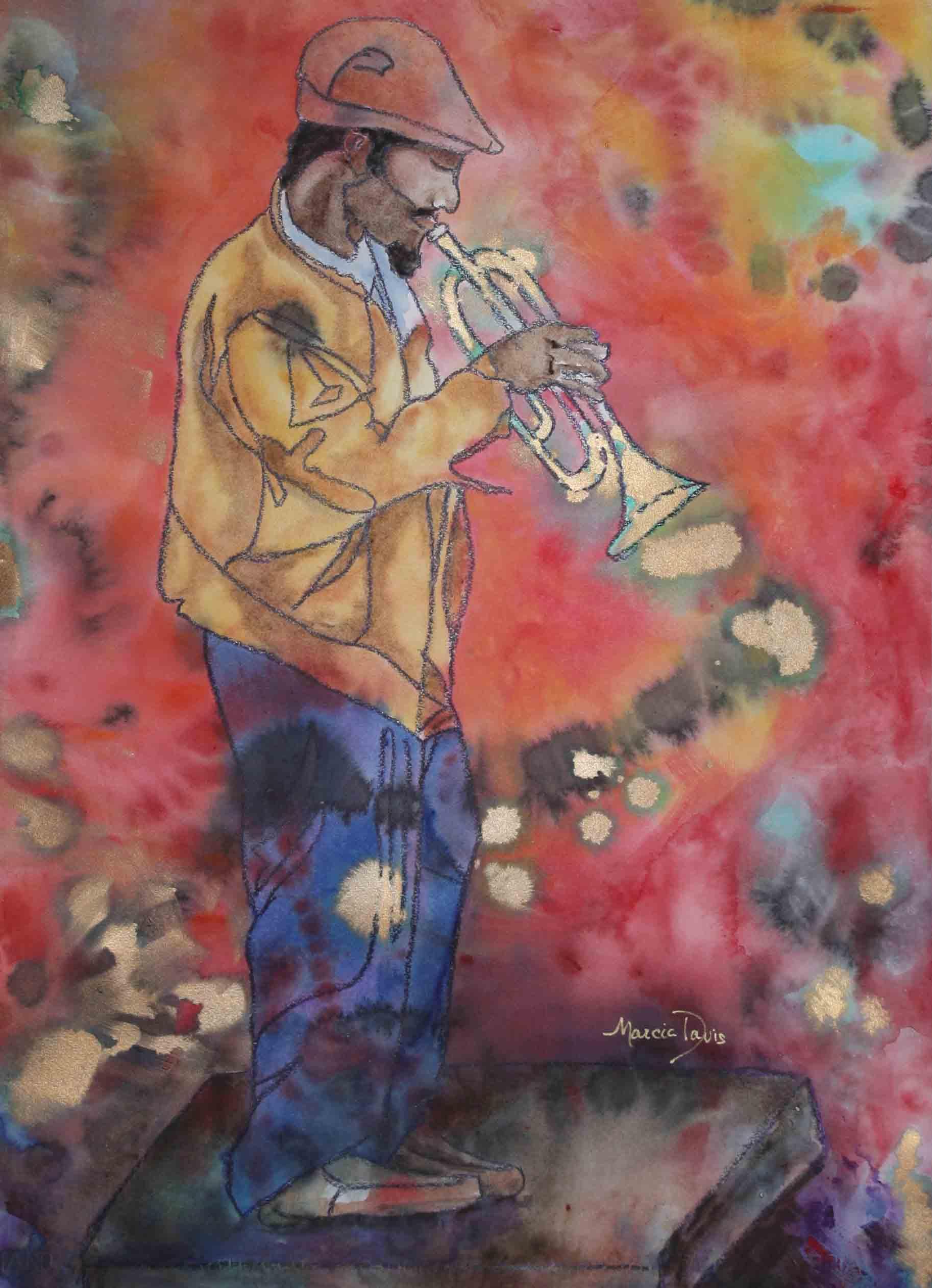 Trumpet Man