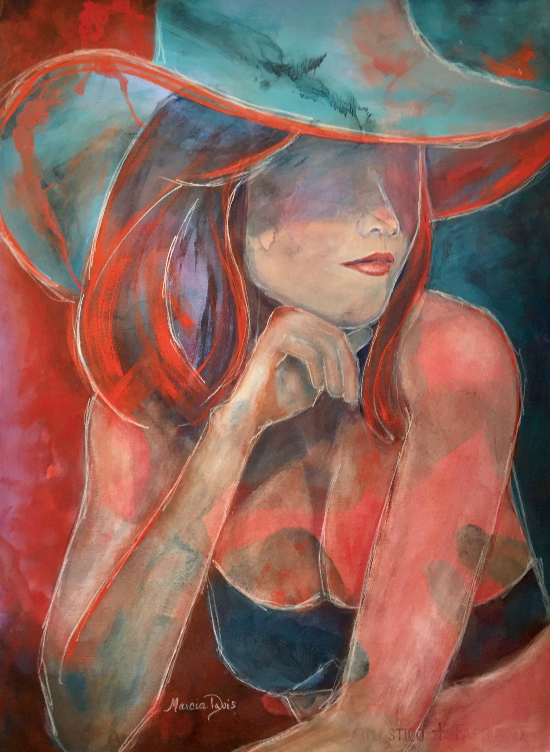 Azure dans le Rouge (Azure into Red)