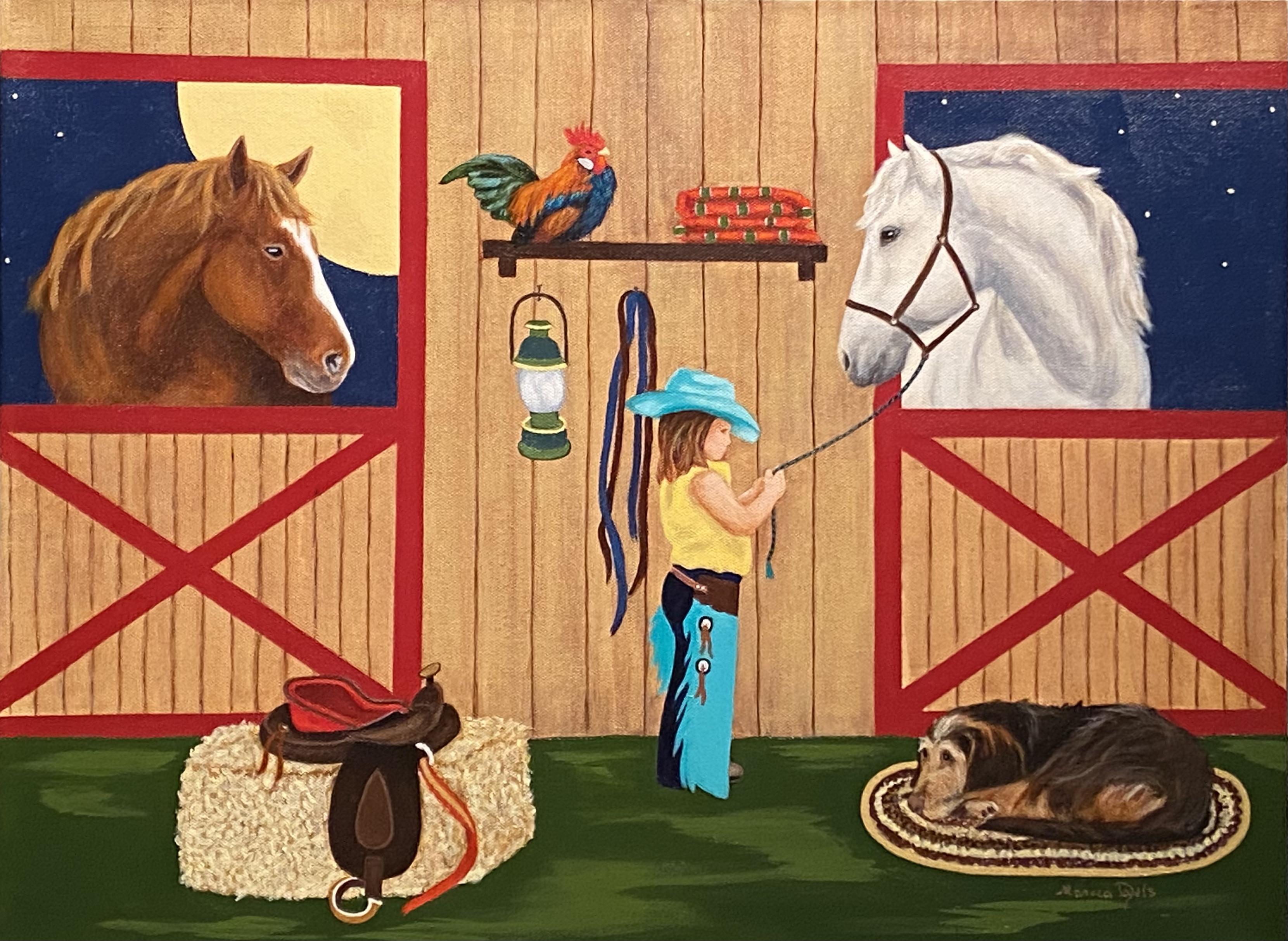 Perry's Birthday Horses