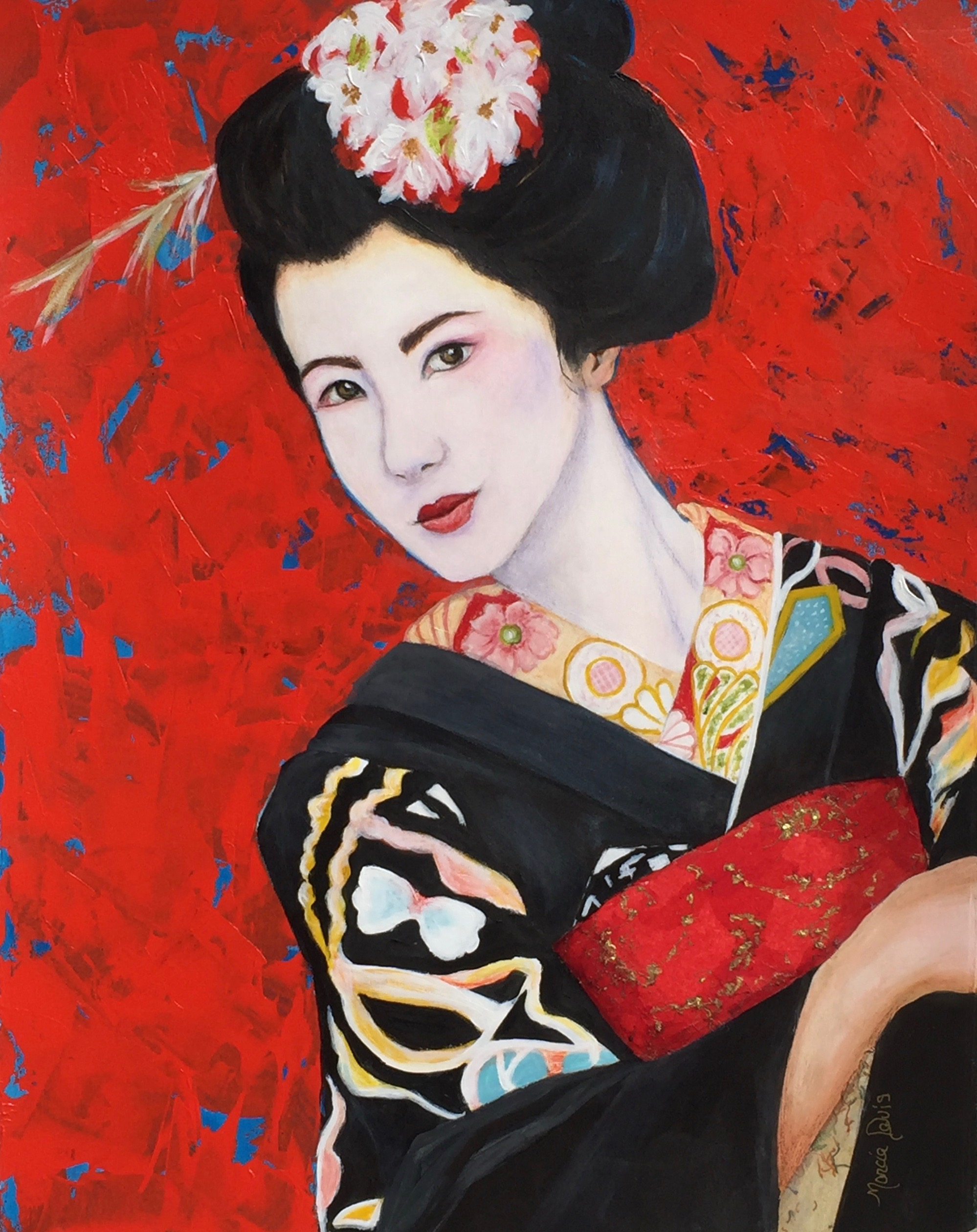 The Grace of the Geisha