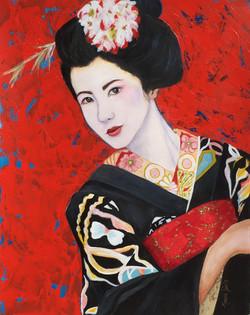 The Grace of the Geisha