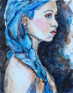 Couleur Bleue