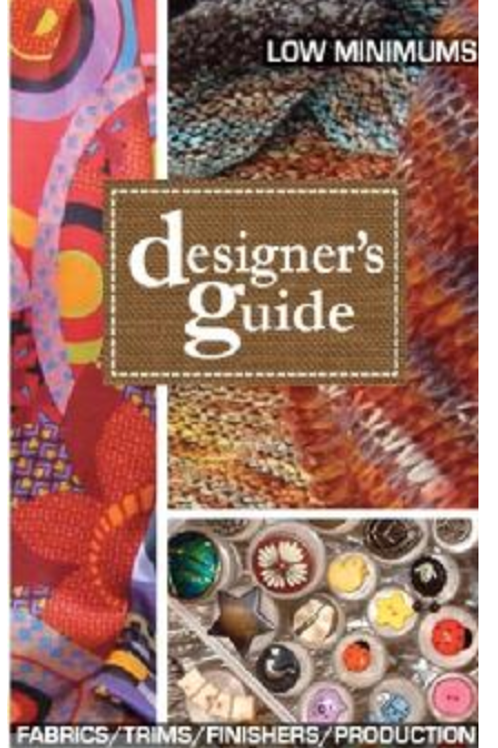 Designer's Guide Directory for Sourcing