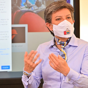 Claudia López confirma apertura de El Dorado y de los restaurantes en septiembre