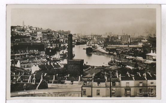 City Docks, from Underfall Yard to City Centre