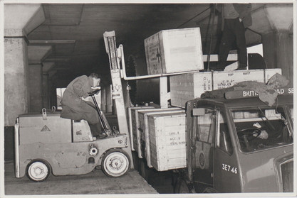 Loading Crates