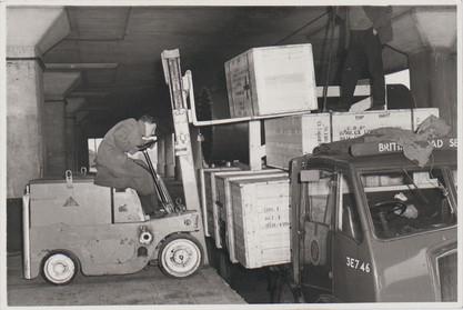 Loading Crates