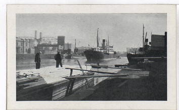 Wapping Dock