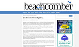 Reggie Berry Interviewed for Long Beach Beachcomber