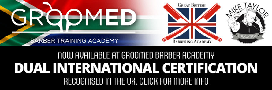 •Groomed Academy International Certifica