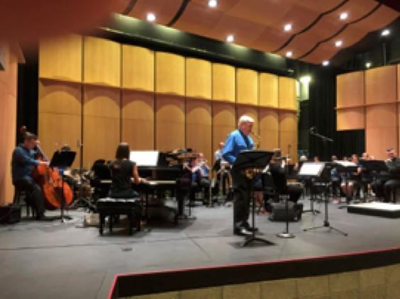 Hugh Lovelady & Rhythm Section