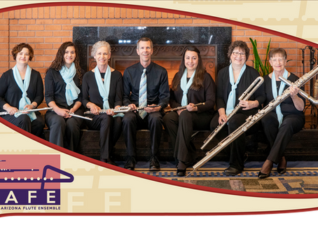Meet the Flutists of CAFE!