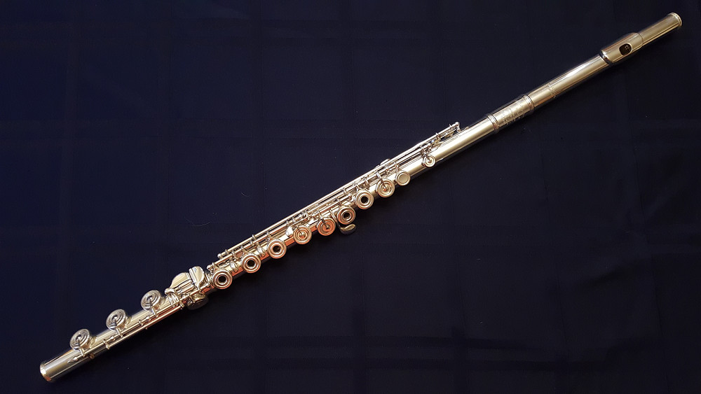 Miyazawa Handmade Flute #80690