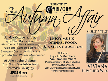 Tickets on sale now for Autumn Affair!