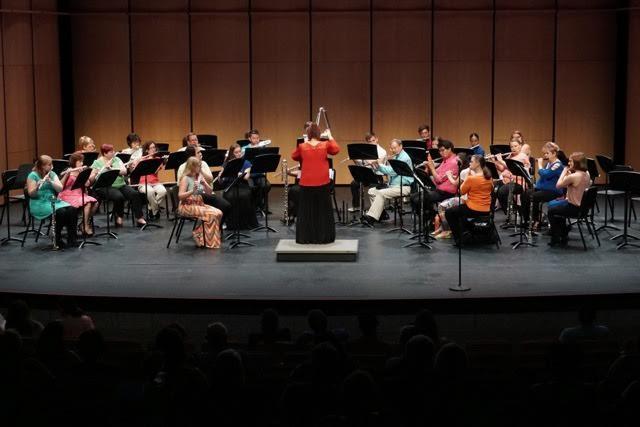 DEF Community Flute Choir