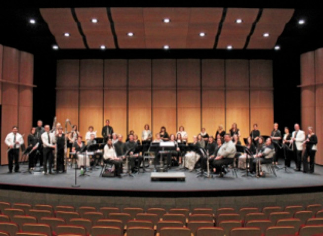 "Combined flute choirs for ""Twice as Nice"""
