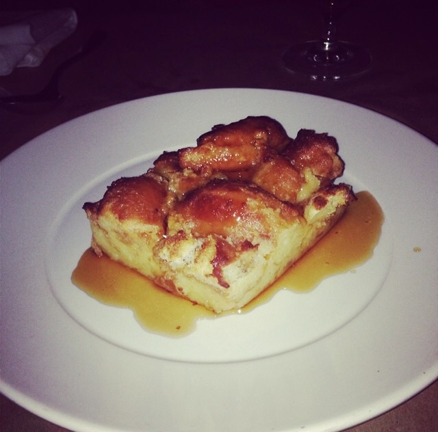 krispy kreme bread pudding soul society 101 new orleans nola boucherie restauran