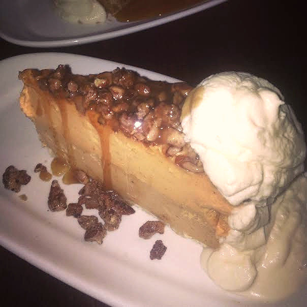 dessert cheesecake copelands jubans new orleans baton rouge where to eat in plac