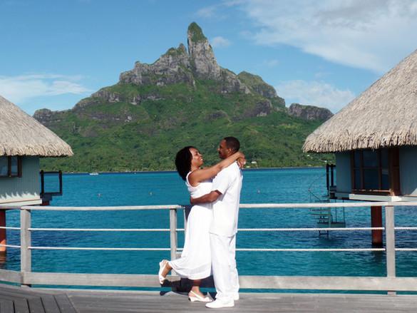 Bora Bora - Anniversary Trip