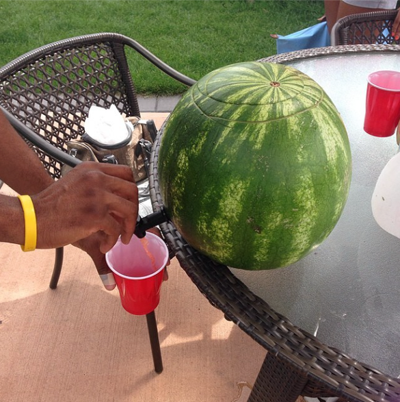 Summer BBQ or Pool Party Drink Recipe