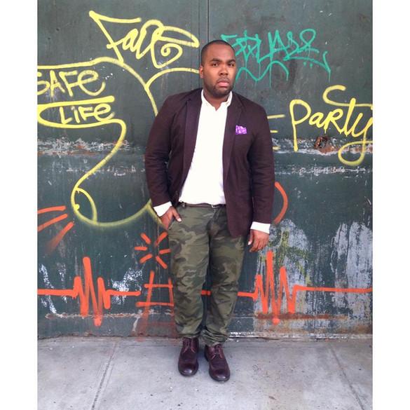 Camo King - Brooklyn, NY
