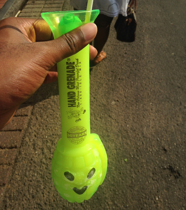 hand grenade bourbon street new orleans lousiana things to do drink try eat food