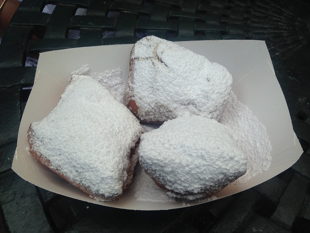 Cafe Beignet Du Monde Soul Society 101 places to eat in New Orleans things to tr