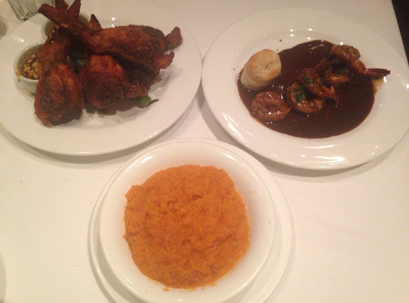 Stuffed Chicken Wings - New Orleans, LA