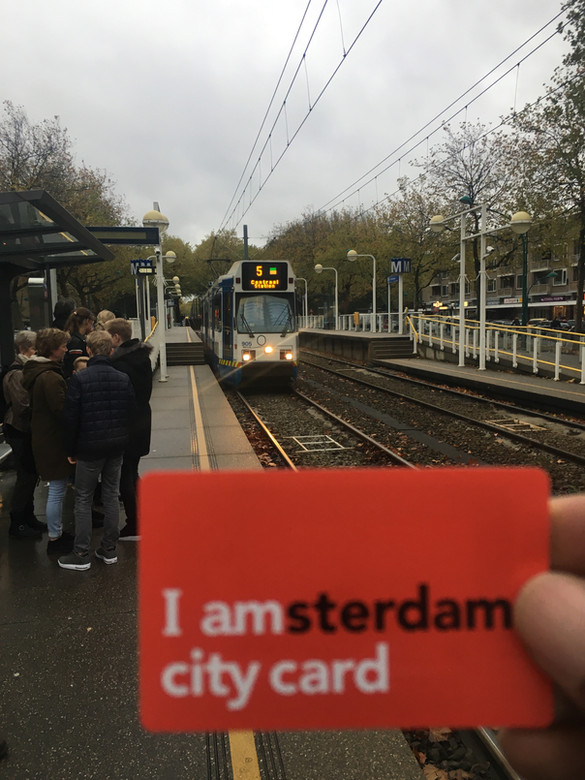 48 HOURS IN AMSTERDAM, NETHERLANDS